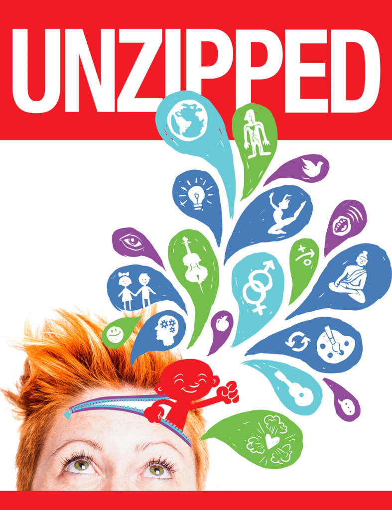 TEDxGreenville: UNZIPPED
